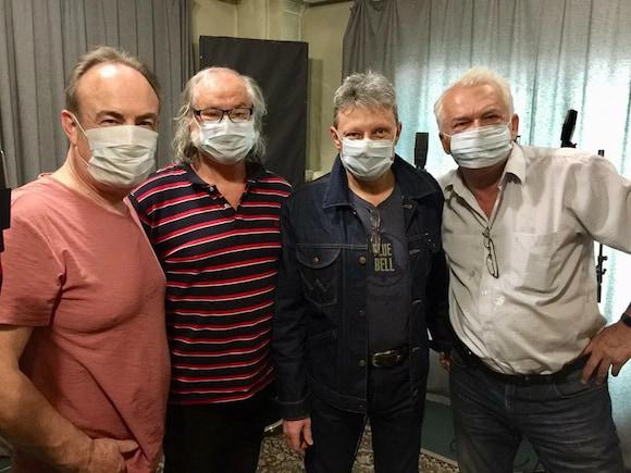 Работа над альбомом группы Ариэль с песнями Игоря Кривопалова-Москвина завершена