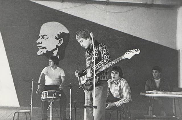 С тяжеленной «Тоникой» наперевес: ВИА Батракова из 70-х